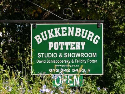 Pottery / Ceramics by David Schlapobersky & Felicity Potter, Bukkenburg Pottery Studio, Gallery & Guest Cottage - Home Page