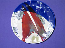 029 gallery, porcelain bowl