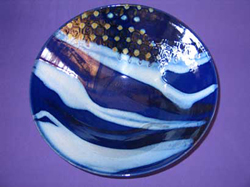 039 gallery, porcelain bowl 240mm diam