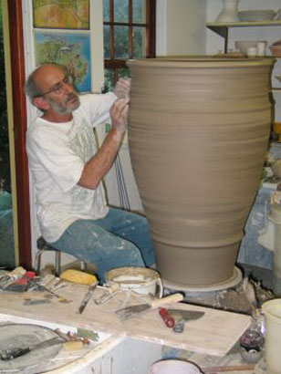 Throwing big Pots 006
