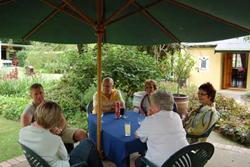 Lunch at Bukkenburg