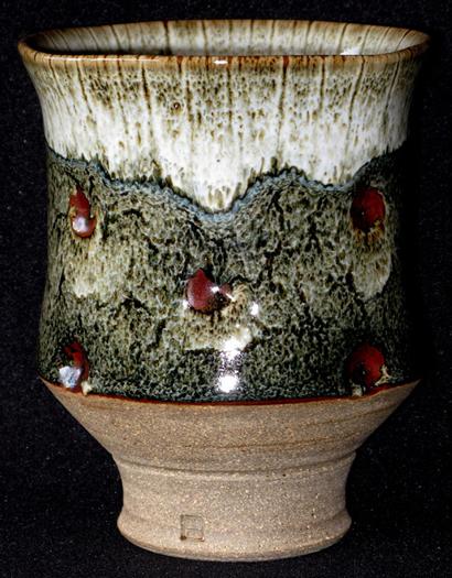 Stoneware chalice - Current Work 005